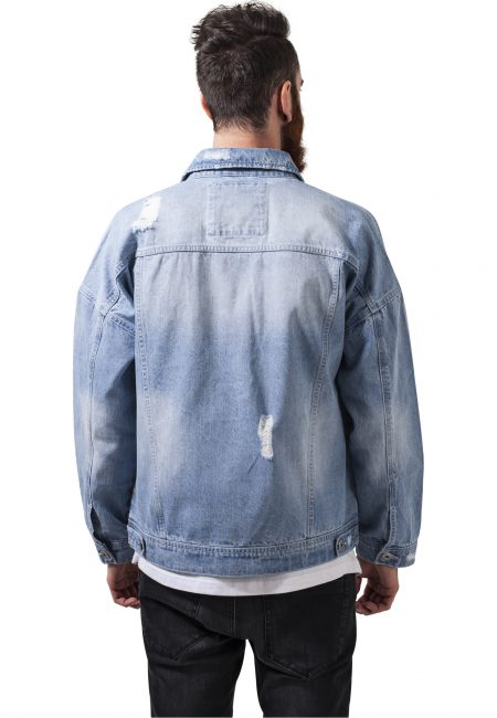 TB1438-Denim-Washed-Vest-Bleached-UC-mannen