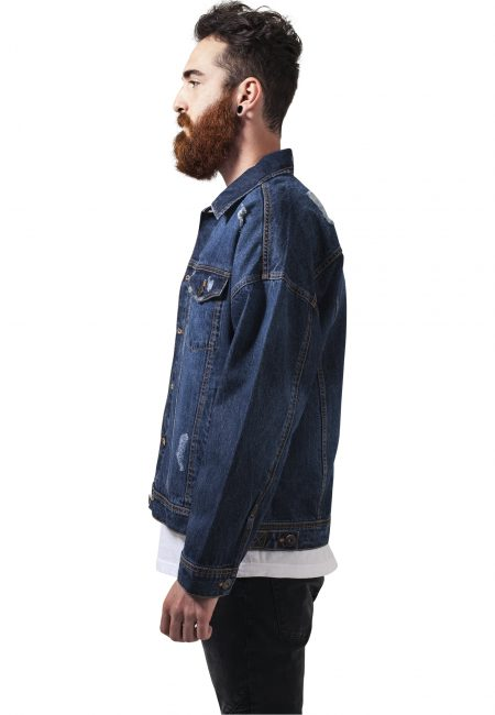 TB1438-Denim-Washed-Vest-BlueWashed-UC-mannen