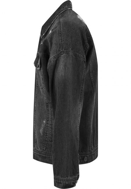TB1438-Denim-Washed-Vest-Black-UC-mannen