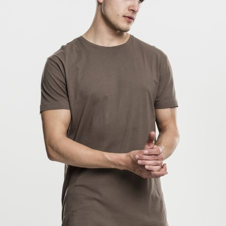 TB638 Long Fit T-shirt Army Green UC Mannen
