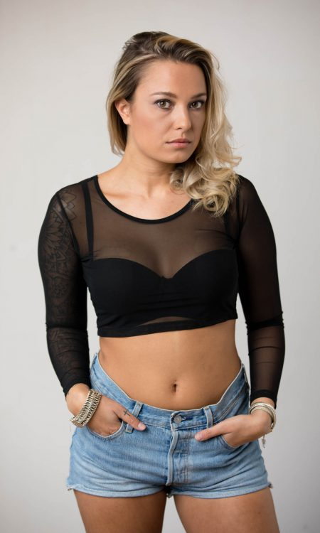 Doorzichtige-Crop-Top-Black-V-DDC0001-CT