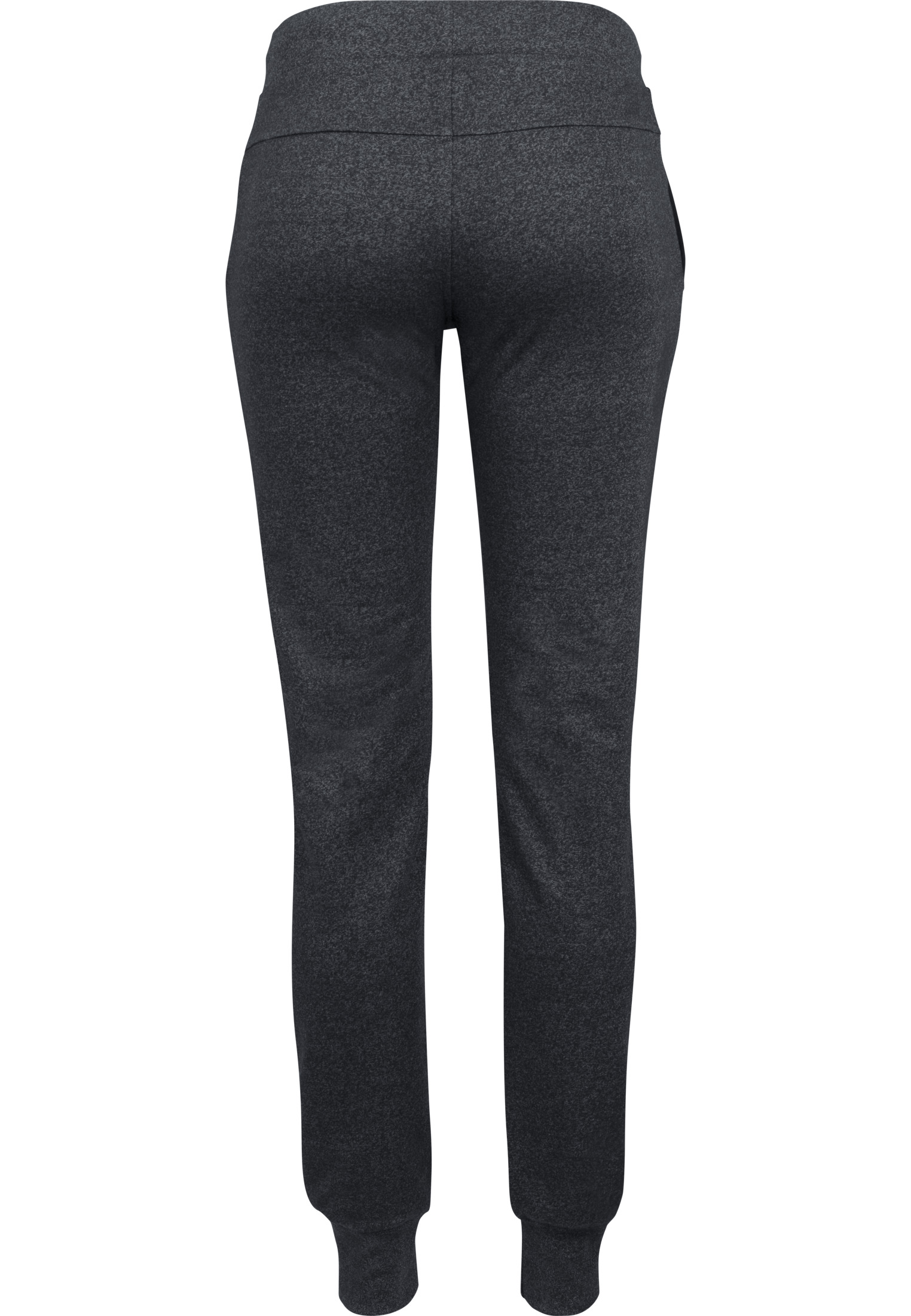 TB1670-Athletic-Melange-Joggingbroek-Vrouwen-CharcoalBlack
